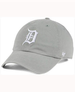 '47 Detroit Tigers Gray White Clean Up Cap