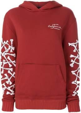 Amiri Bones oversized hoodie