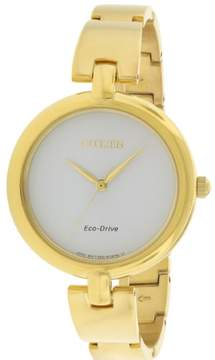 Citizen Eco-Drive Silhouette Ladies Watch EM0222-82A