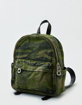 American Eagle Outfitters AE Camo Mini Backpack
