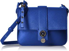 Armani Exchange A X Saffiano Baguette Bag