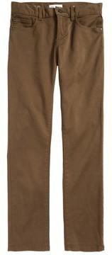 DL1961 Boy's Brady Slim Fit Twill Pants
