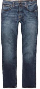Nudie Jeans Dude Dan Organic Stretch-Denim Jeans