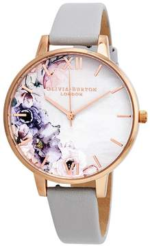 Olivia Burton Watercolour Florals Ladies Watch
