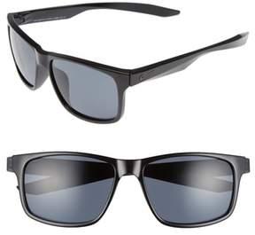 Men's Nike Essential Chaser 59Mm Sunglasses - Black
