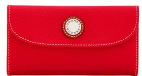 Dooney & Bourke Cambridge Continental Clutch Wallet - RED - STYLE
