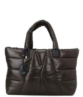 Moncler Powder Quilted Nylon Laque Tote