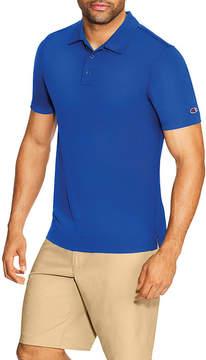 Champion Short Sleeve Knit Polo Shirt