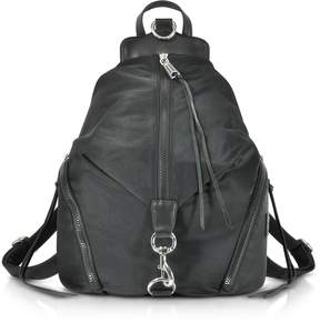 Rebecca Minkoff Black Julian Nylon Backpack - BLACK - STYLE