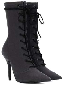 Yeezy Lace-up ankle boots (SEASON 6)
