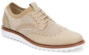 G.H. Bass & Co & Co. Mens Dirty Buck 2.0 Wingtip Knit Oxford Shoe.