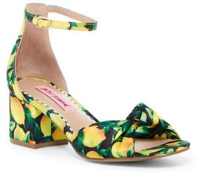 Betsey Johnson Ivee Ankle Strap Sandal