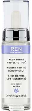 REN Women's Keep Young and Beautiful Instant Firming Beauty Shot