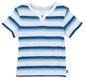 Splendid Ombre Printed Stripe Top (Little Boys)