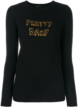 Bella Freud x J Brand Pretty Baby jumper