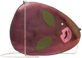 Charlotte Olympia Leather clutch bag
