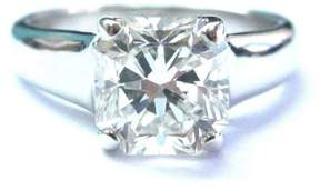 Tiffany & Co. Platinum Lucida Diamond Engagement Solitaire Ring