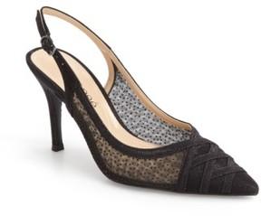 J. Renee Women's Savina Pointed Toe Slingback Pump