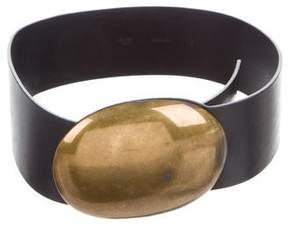 Celine Wide Waist Belt