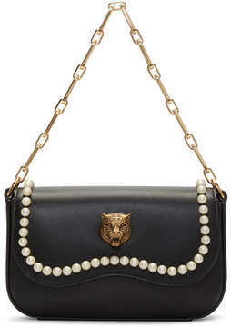 Gucci Black Broadway Evening Bag - BLACK - STYLE