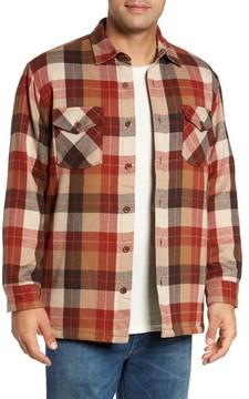 Pendleton Men's Landslide Plaid Shirt Jacket