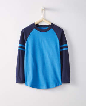 Hanna Andersson Sueded Jersey Baseball Tee