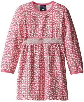 Toobydoo Pink Sparkle Play Dress (Infant/Toddler)