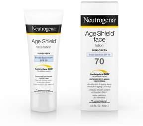 Neutrogena® Age Shield® Broad Spectrum Sunscreen Face Lotion- SPF 70 - 3 fl oz