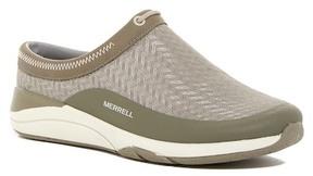 Merrell Applaud Mesh Slide Sneaker