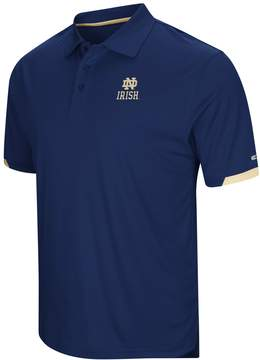 Colosseum Men's Notre Dame Fighting Irish Wedge Polo