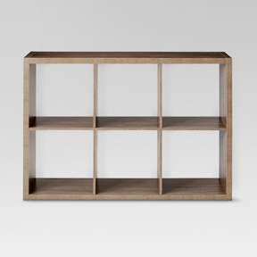 Threshold 6-Cube Organizer Shelf 13