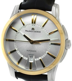 Maurice Lacroix Pontos PT6148-PS101-130 Two Tone 39mm Watch