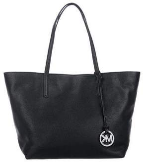 MICHAEL Michael Kors Leather Shopper Tote