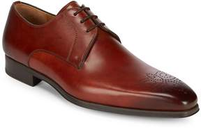 Saks Fifth Avenue by Magnanni Men's Lace-Up Leather Shoes