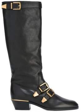 Chloé knee-high boots