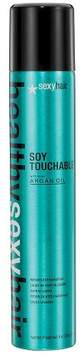 Sexy Hair Soy Touchable with Argan Oil Weightless Hairspray - 9oz