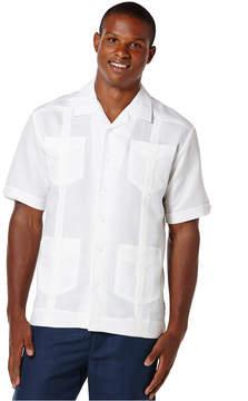 Cubavera Short-Sleeve Guayabera Shirt