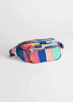 And other stories Striped Beltbag