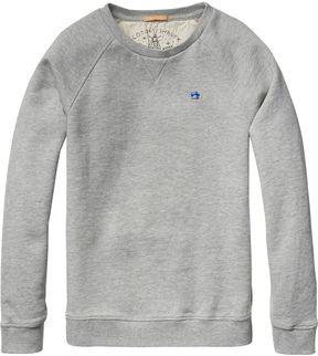 Scotch & Soda Garment Dyed Sweatshirt