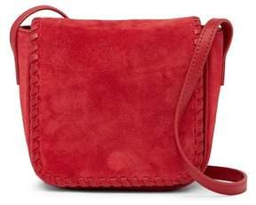 Lucky Brand Nela Small Suede Crossbody Bag