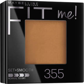 Maybelline Fit Me Set + Smooth Pressed Powder