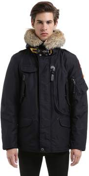 Parajumpers Right Hand Jacket W/ Fur Trim