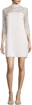 Alexia Admor Women's Lace Keyhole Cocktail Dress