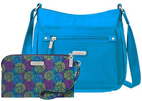 Baggallini Uptown Bagg with RFID Phone Wristlet
