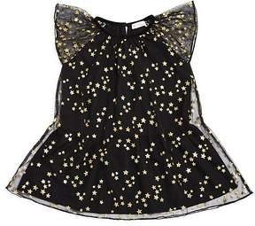 Design History Girls' Star-Print Dress - Little Kid