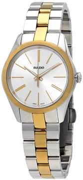 Rado Hyperchrome S Silver Dial Ladies Watch
