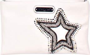 Nicole Lee Brona Glitz Star Patch Crossbody Bag (Women's)
