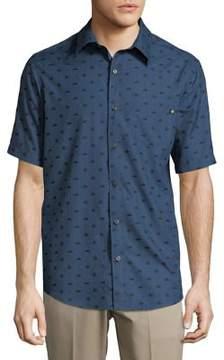 Marmot Notus Short-Sleeve Button-Down Shirt