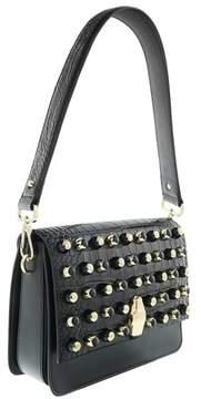Roberto Cavalli Milano Bag Large Milano Rmx 00 Black Shoulder Bag
