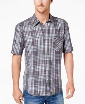 Quiksilver Men's Peakdays Plaid Shirt